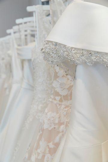 Designer Wedding Dresses