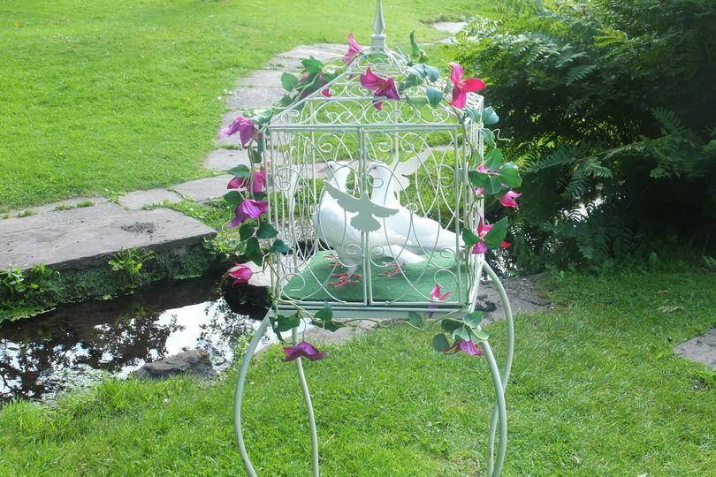 Decorative cage