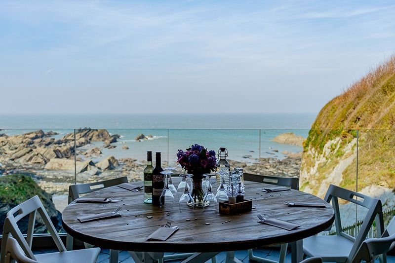Table with a View!
