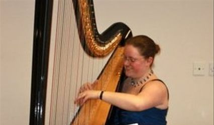 Rebecca Barnes Harpist 1