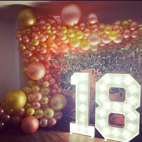 Entertainment Balloon Girl Decor & Hire 36