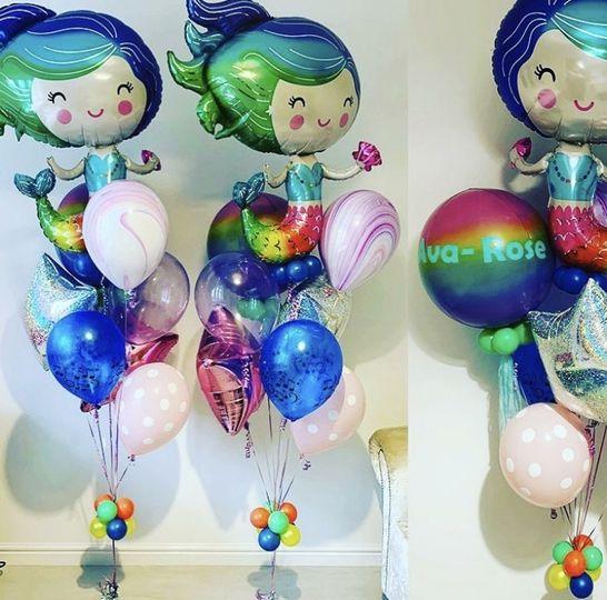 Entertainment Balloon Girl Decor & Hire 34