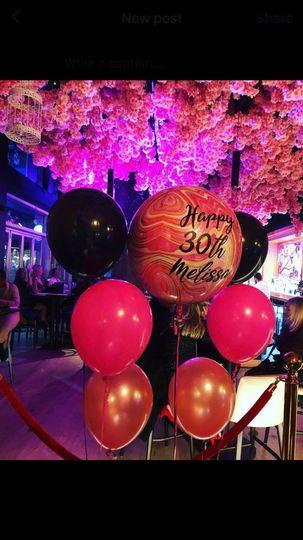 Entertainment Balloon Girl Decor & Hire 37