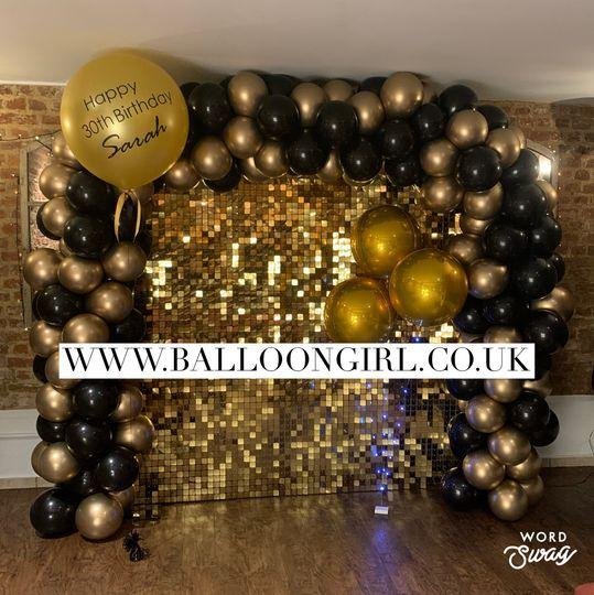 Entertainment Balloon Girl Decor & Hire 42