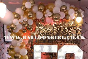 Balloon Girl Decor & Hire