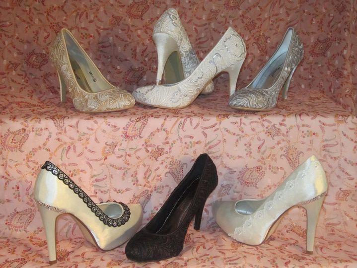Beautiful shoes...