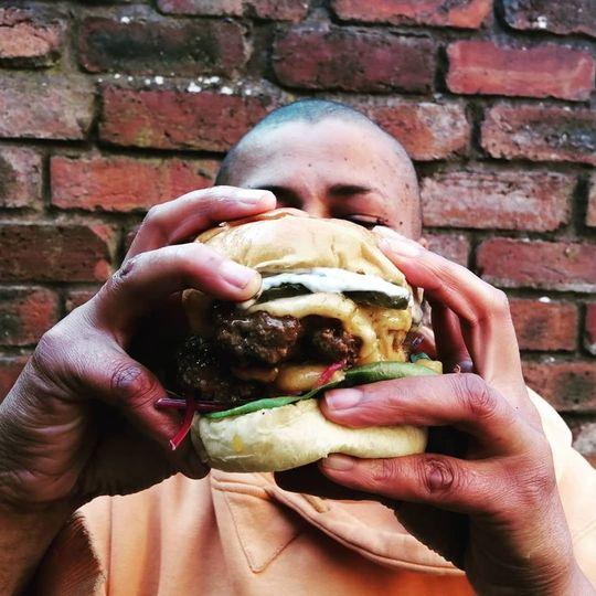 The Kingston burger
