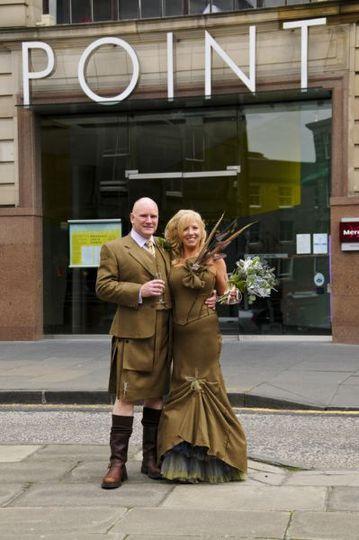 Edinburgh Wedding