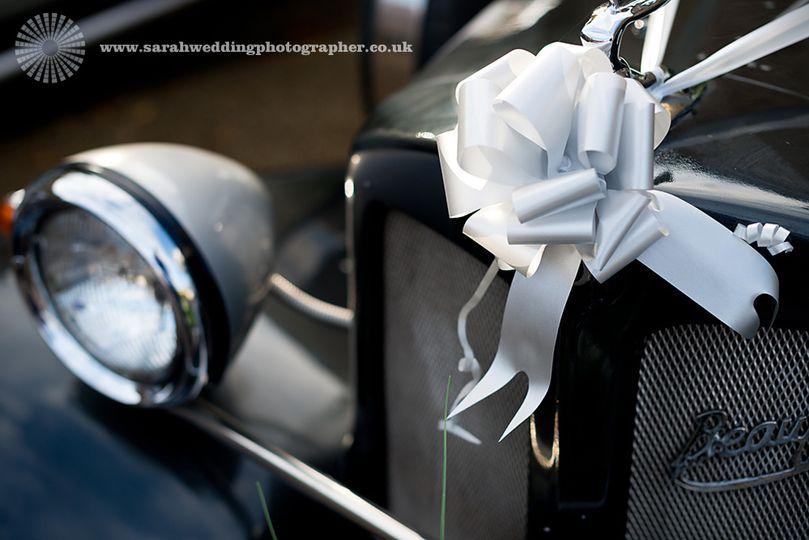 Beauford ribbon