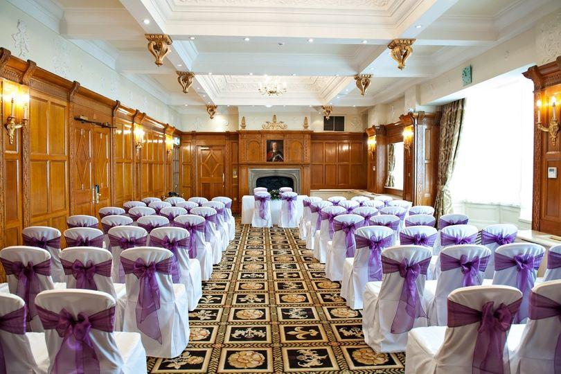 Lancaster suite - Ceremony
