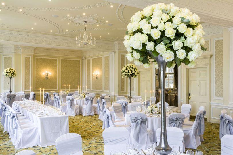 Derby suite - Wedding Breakfast