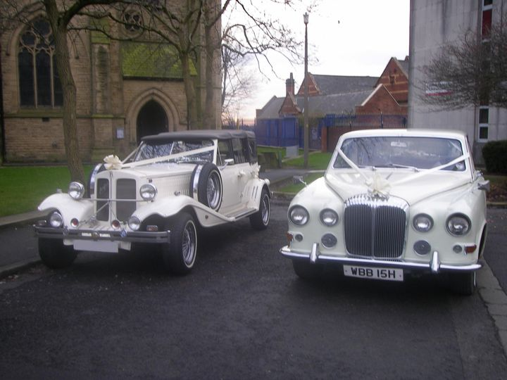 Beauford and Daimler Combo