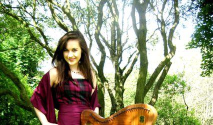 Christine Edwards - Harpist
