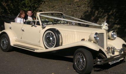 Beauford Wedding Car Hire 1