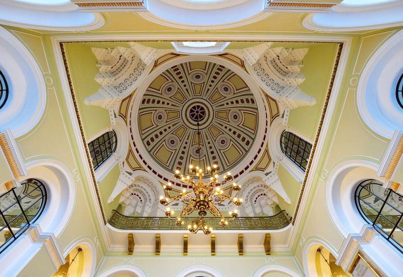 The Dome above the Main Staircase