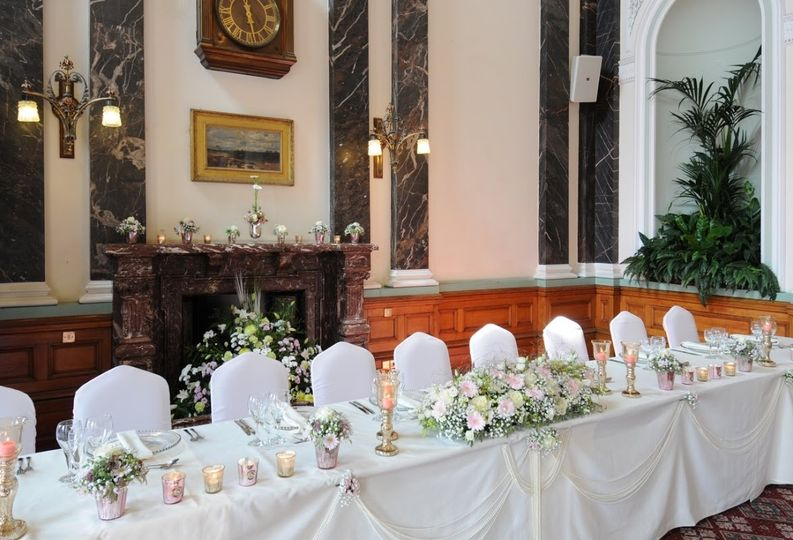 Ideas for the Top Table