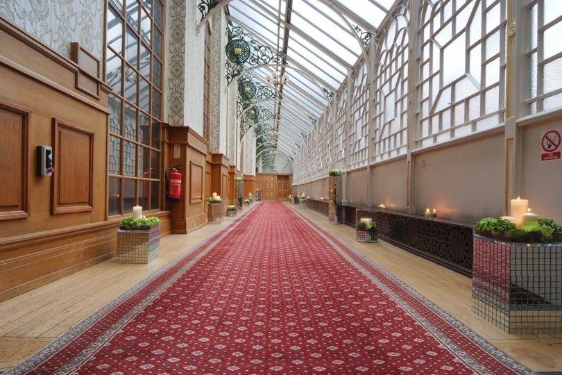 The Glass Corridor