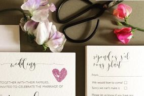 Daisy Foster Wedding Stationery