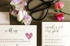 Daisy Foster Wedding Stationery