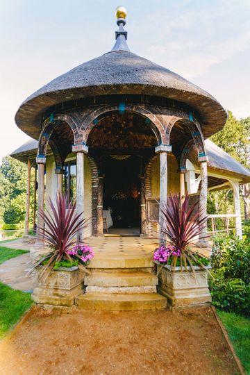The Swiss Garden, Shuttleworth