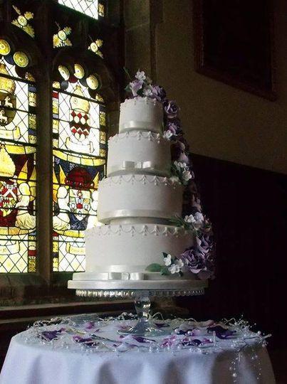 Wedding Cake Southwell Cakery 6