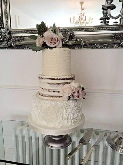 Wedding Cake Southwell Cakery 5