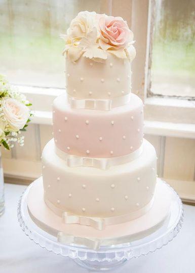 Wedding Cake Southwell Cakery 7
