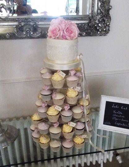 Wedding Cake Southwell Cakery 8