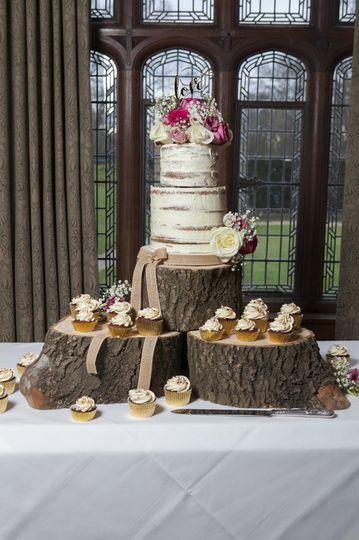 Wedding Cake Southwell Cakery 1