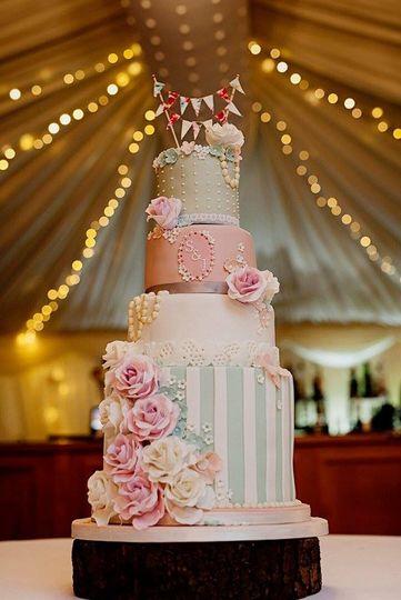 Wedding Cake Southwell Cakery 2