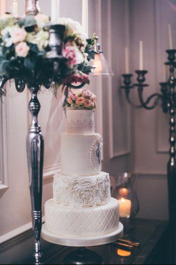 Wedding Cake Southwell Cakery 4