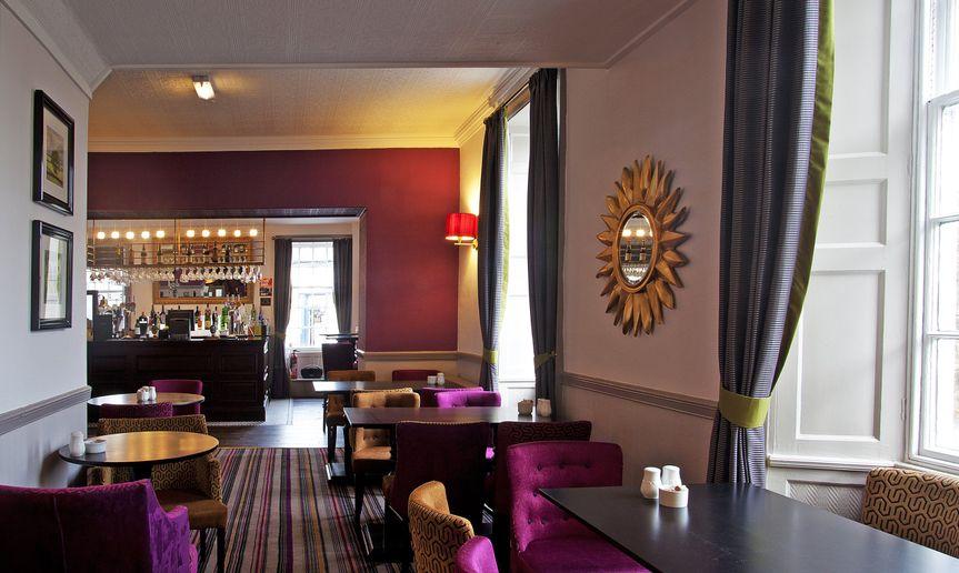 The Gateway Bar at The Rutland Arms Hotel