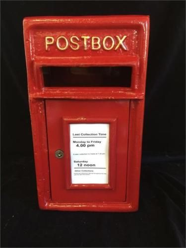 Red Medium Royal Mail