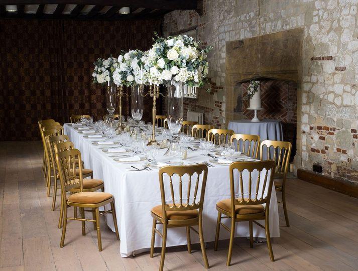 Tudor Kitchen Dining