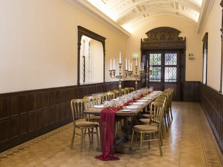 Long Gallery Dining