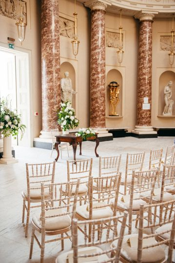 Marble Hall (Photo from Kraan Gallery)