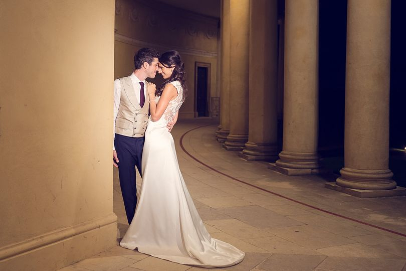 North Front Colonnades (Photo from Kate Hopewell Smith Photography)