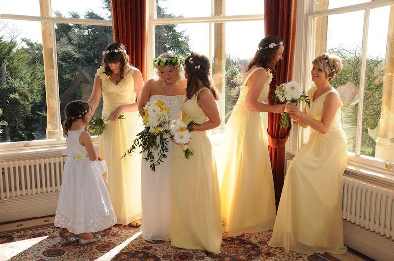 Brides room