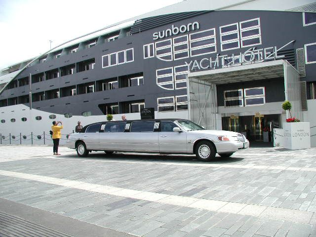 Elegant vehicle