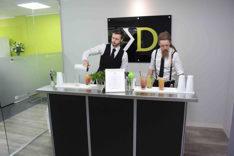 High-skilled mixologists