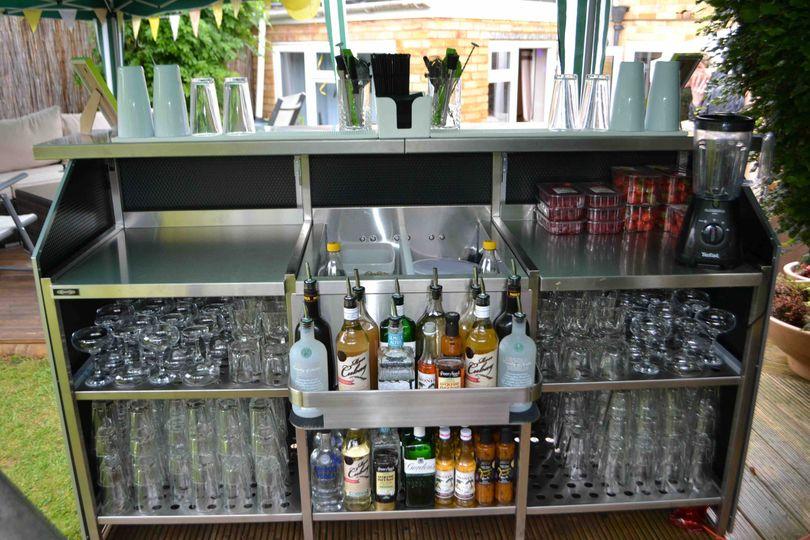 High-quality bar units