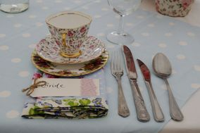 Aunt Sally's Vintage Crockery Hire