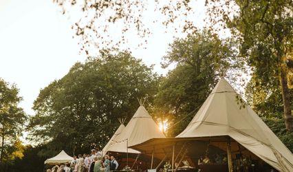 Garden Weddings Tipi Hire 1