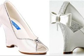 Perdita's Wedding Shoes