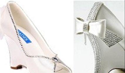 Perdita's Wedding Shoes