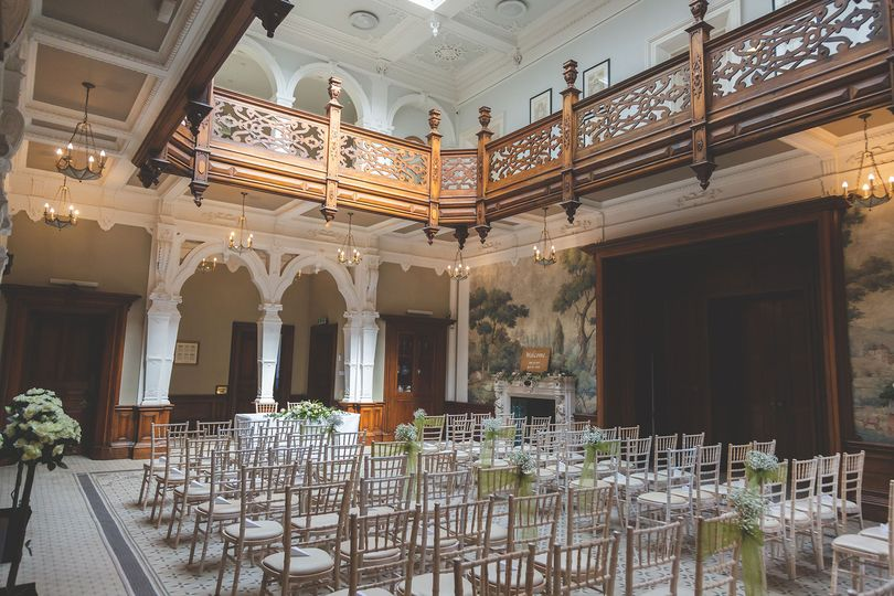Great Hall - Ceremony