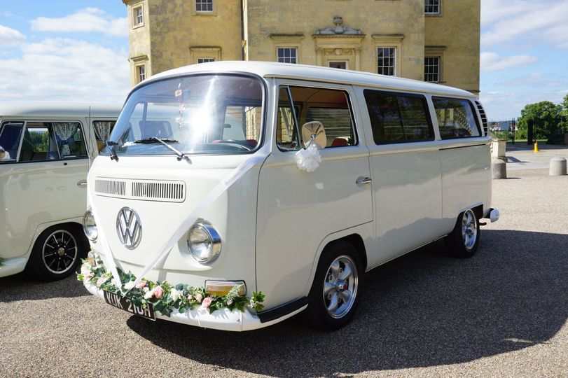 Cars and Travel White Van Wedding Company 38