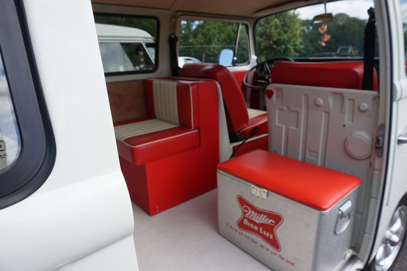 Cars and Travel White Van Wedding Company 40