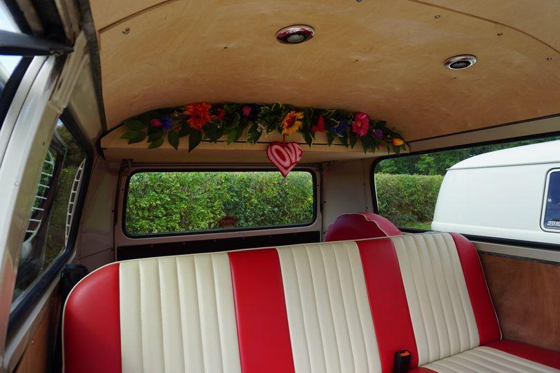 Cars and Travel White Van Wedding Company 41