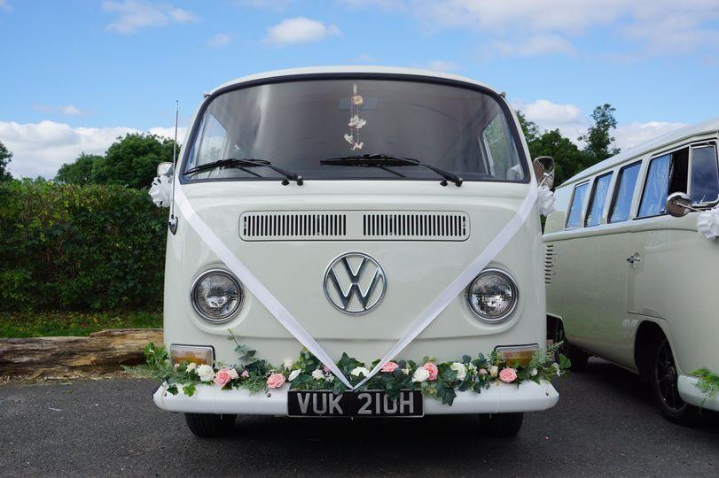 Cars and Travel White Van Wedding Company 43